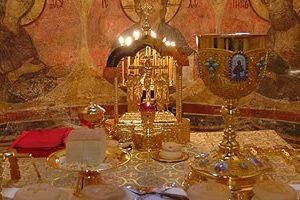 Uz liturgic (Sf. Altar)