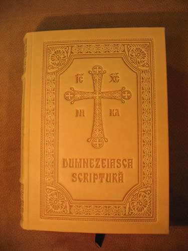 Sfanta Scriptura dupa editia 1914