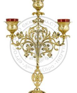 Sfesnic cu candele pentru Sf Masa